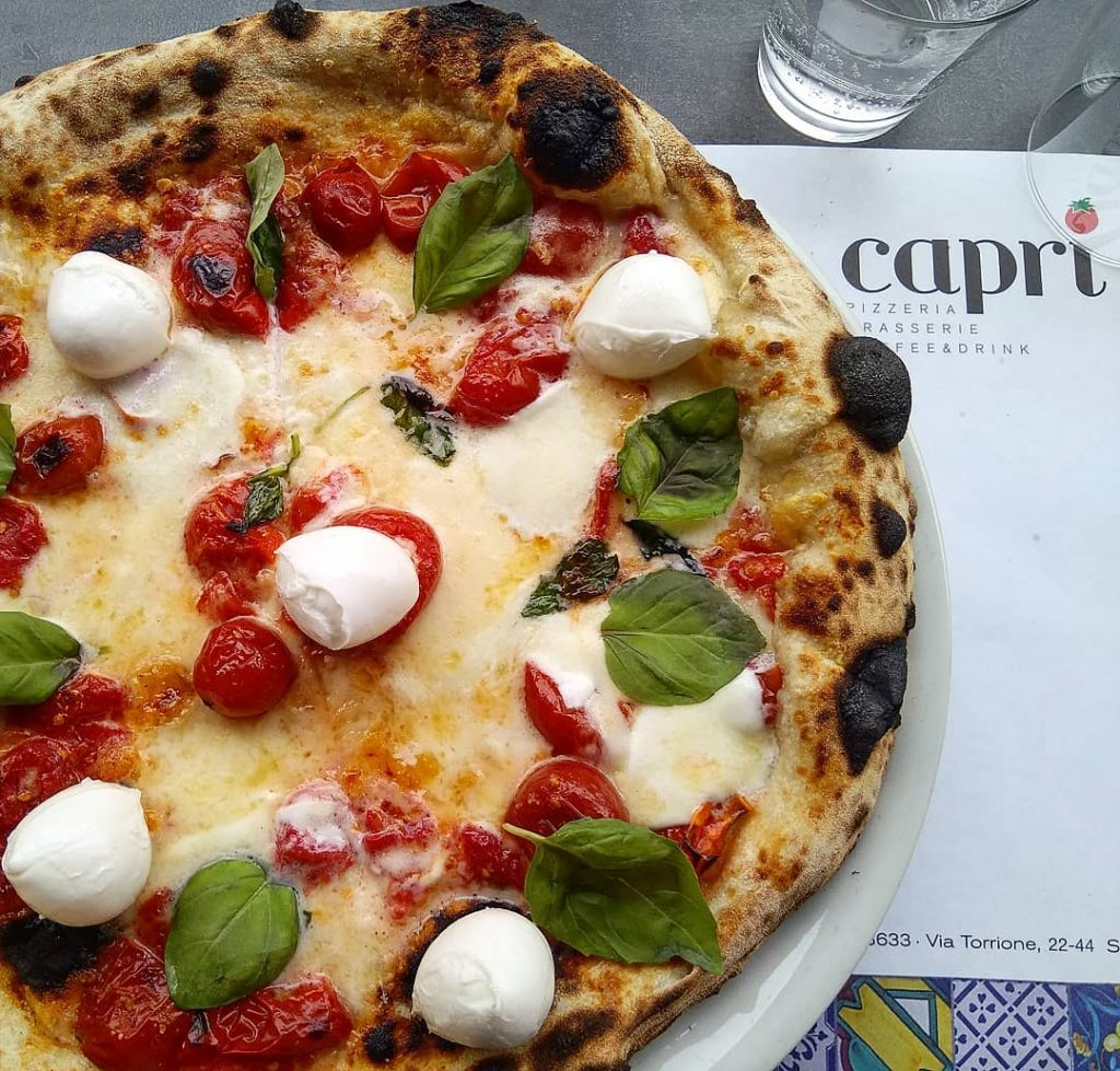 Capri Pizzeria – Salerno